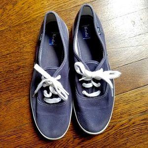 Navy Blue Keds Size 8.5